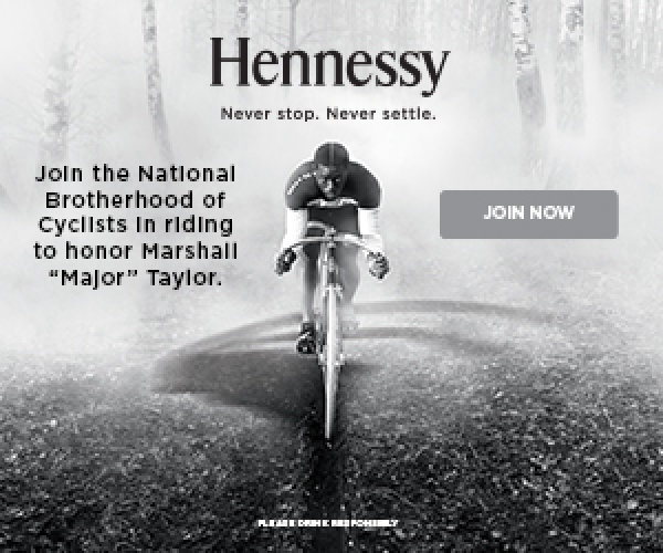 None - Hennessy Presents the Marshall Major Taylor Bike Giveaway!