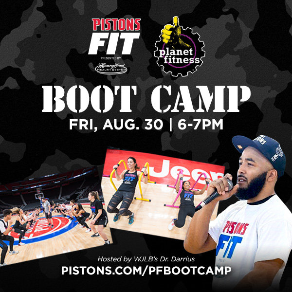 None - Win a spot at Pistons Fit presented by Henry Ford Health System