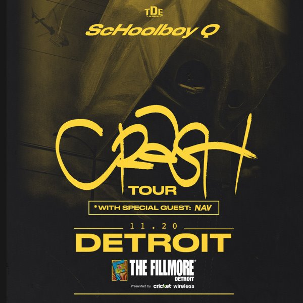 None - Win Tickets to see ScHoolboy Q