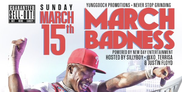 None - Win Tickets to the March Badness Concert!