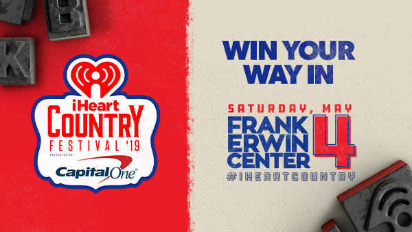 None - Listen To Win Tickets To Our iHeartCountry Festival!