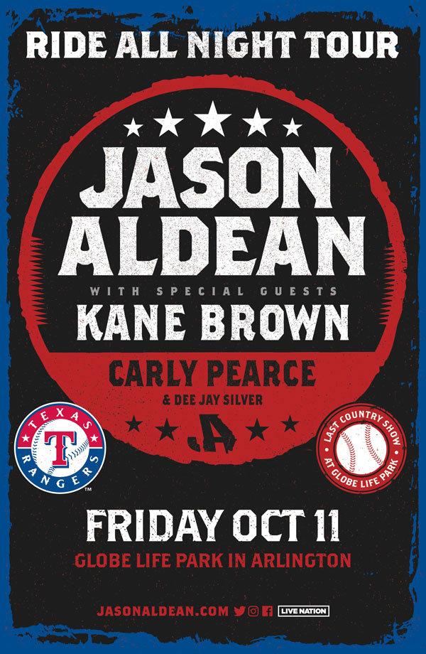 None - Jason Aldean Ticket Giveaway