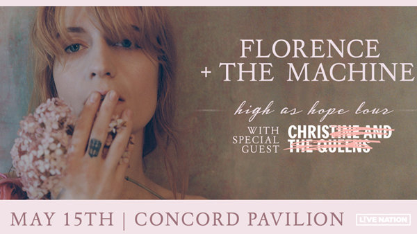 None - Florence & The Machine LIVE!