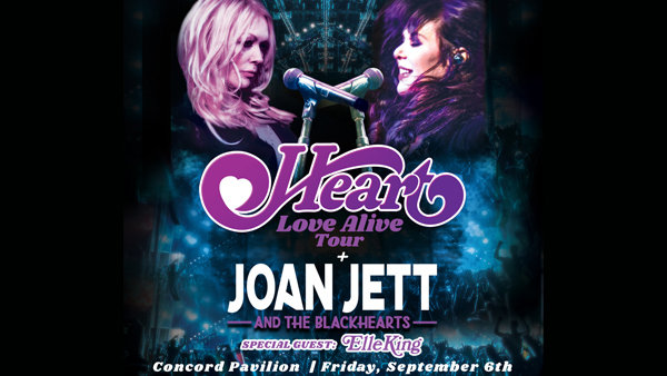 None - Heart With Joan Jett LIVE!