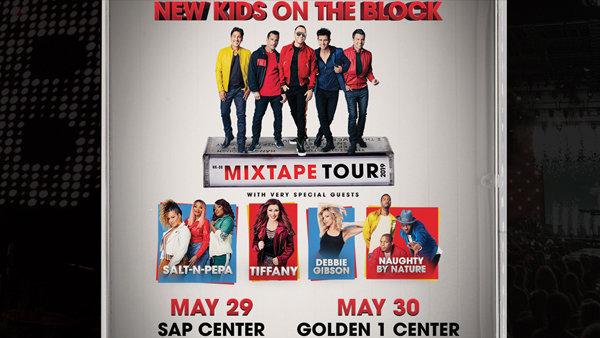 None - The Mixtape Tour With NKOTB!