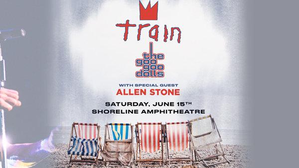 None - Train & The Goo Goo Dolls