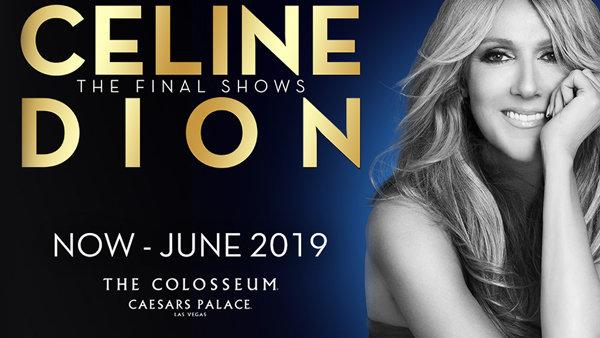 None - Celine Dion LIVE in Las Vegas 2019!