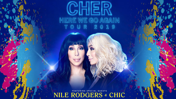 None - Cher LIVE