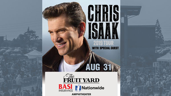None - Chris Isaak LIVE!