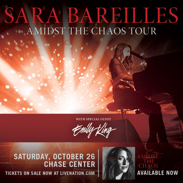 None - Sara Bareilles At Chase Center