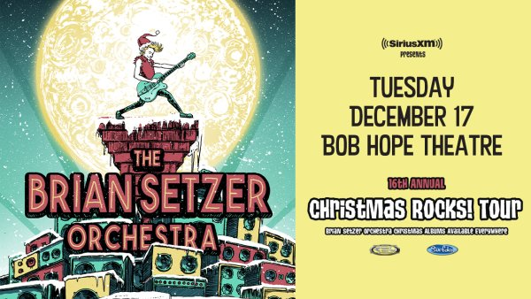 None - Brian Setzer Orchestra LIVE