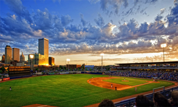None - Enter To Win A Family 4-Pack of Tulsa Drillers Tickets!  (clone)