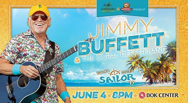 None - Enter To Win Jimmy Buffett Tickets!