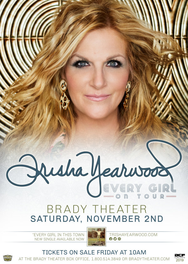 None - Enter To Win Trisha Yearwood Tickets!