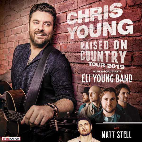 None - Enter To Win Tickets To Chris Young in OKC!