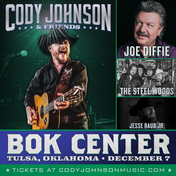 None - Enter To Win Tickets To Cody Johnson!