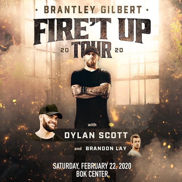 None - Enter To Win Tickets To See Brantley Gilbert!