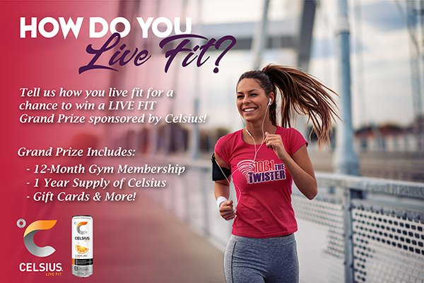 None - How Do You Live Fit? Win A Live Fit Grand Prize!