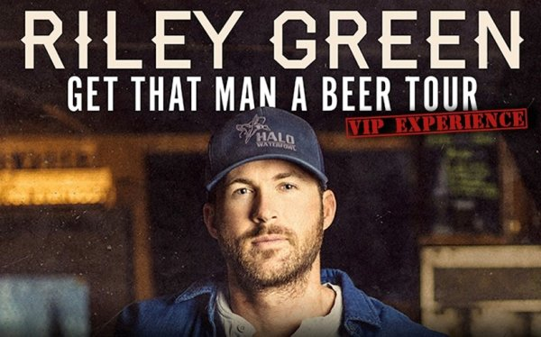None - Enter To Win A VIP Experience with Riley Green!