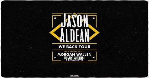 image for Enter To Win Jason Aldean Tickets!