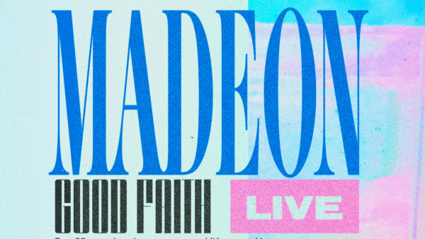 None - Madeon Good Faith Tour Giveaway