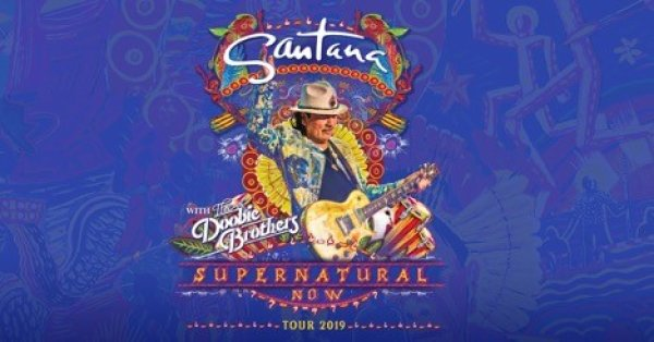 None -  Win Santana with The Doobie Brothers Tickets