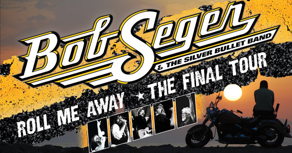 None -  Win Bob Seger & The Silver Bullet Band Tickets