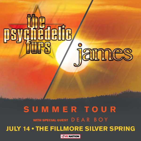 None -   The Psychedelic Furs Tickets