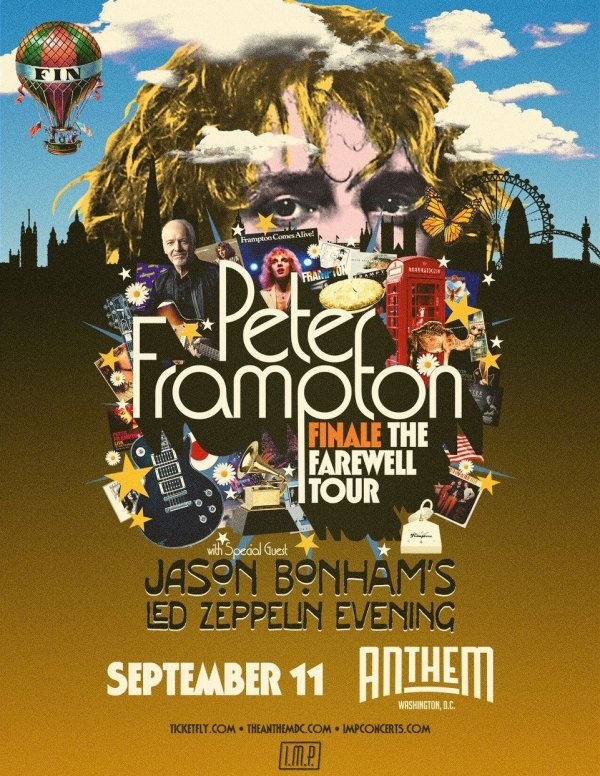 None -    Win Peter Frampton Tickets for a First Responder