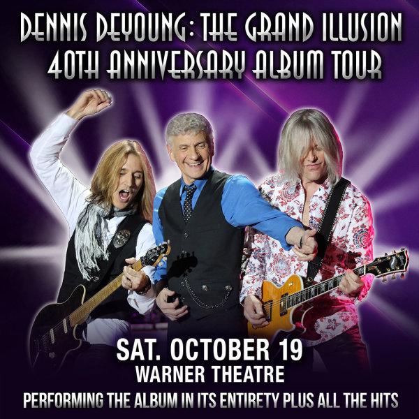 None -    Dennis DeYoung Tickets