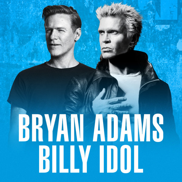 None -   Win Bryan Adams and Billy Idol Tickets
