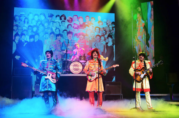 None -       Listen to Lisa to win tickets to RAIN-A Tribute to The Beatles