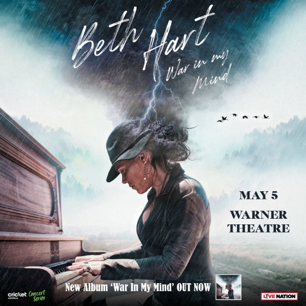 None - Beth Hart Tickets