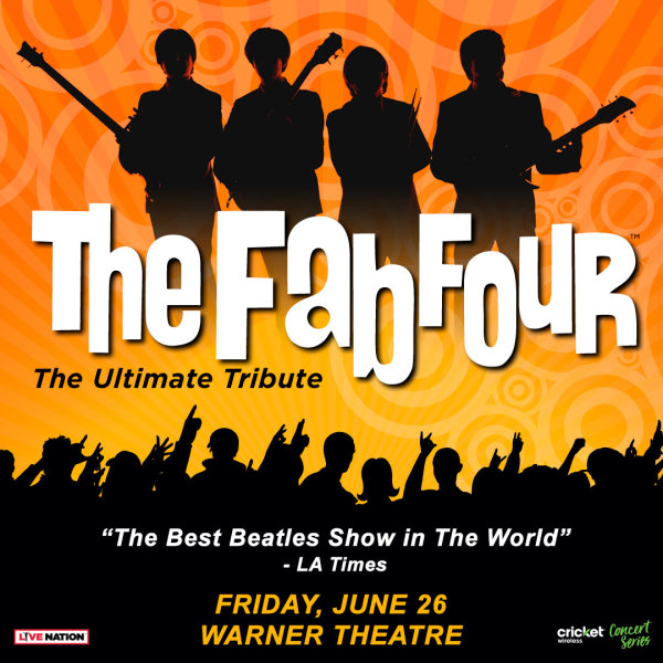 None - The Fab Four Tickets