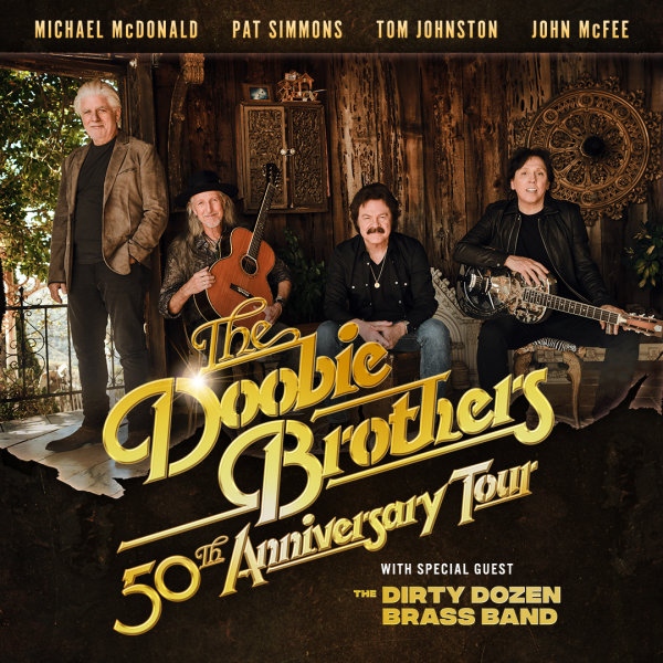 None - The Doobie Brothers Tickets