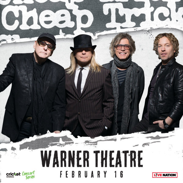 None - Cheap Trick Tickets