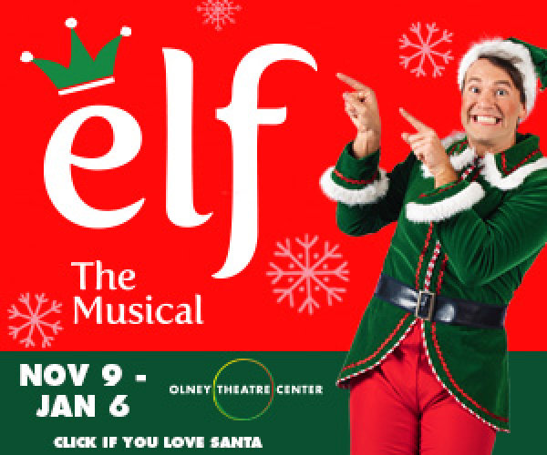 None - Win Elf the Musical Tickets