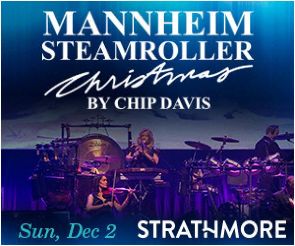 None - Win tickets to see Manheim Steamroller !