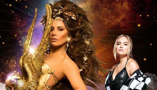 """None - Gloria Trevi """"Diosa de la Noche Tour"""" with special guest Karol G"""