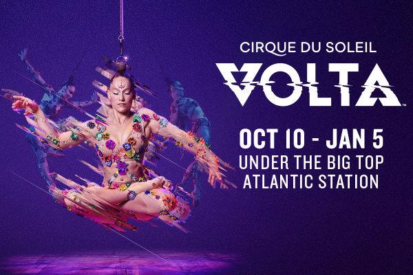 None - Cirque de Soleil - VOLTA