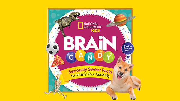 None - National Geographic Kids: Brain Candy