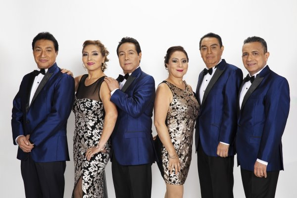 image for Los Ángeles Azules