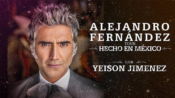 image for Alejandro Fernández