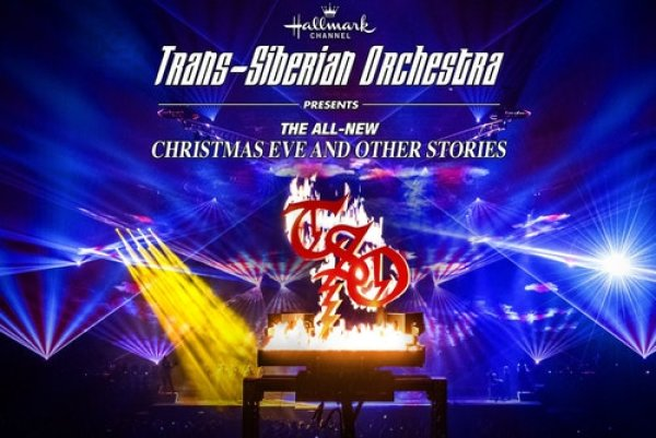 None - Enter to win a 4-pack of tickets to Trans Siberian Orchestra!