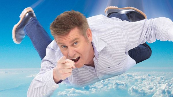 None - Enter to win a pair of tickets to Brian Regan!