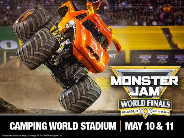 None - Monster Jam World Finals XX