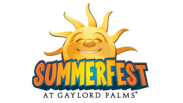 None - Gaylord Palms Resort SummerFest!