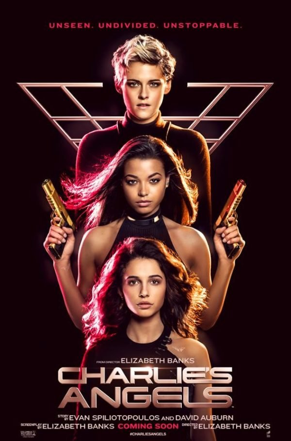 None - Enter now for your chance to see Charlie's Angels