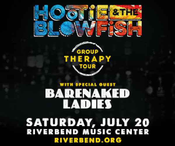 None - Hootie & The Blowfish Ticket Giveaway!
