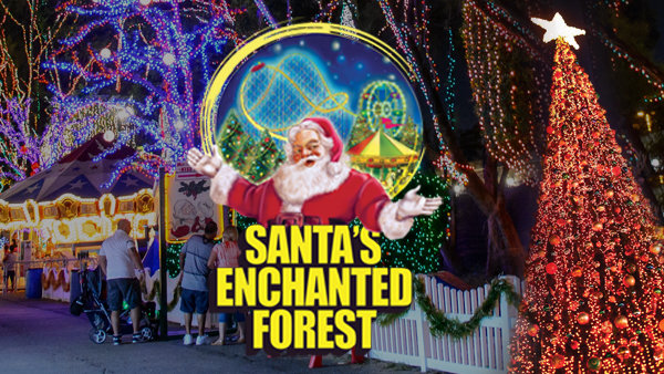 None - Santa's Enchanted Forest